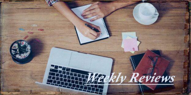Weekly Reviews Separatore