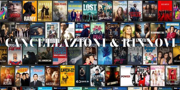 Stagione TV 2020-21: i rinnovi e le cancellazioni della TV generalista USA